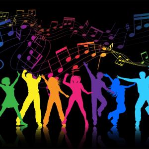 Karaoke Silhouette