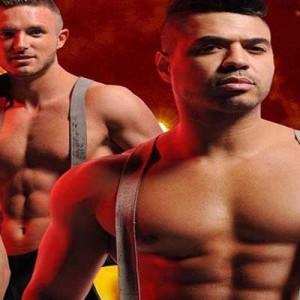 Topless Firemen