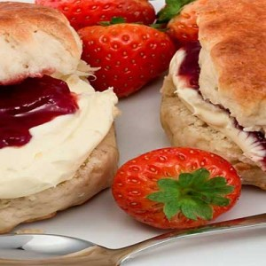 Cream Tea Package